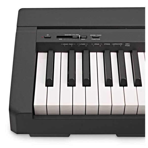 Piano numérique Yamaha P-45 - Zoom