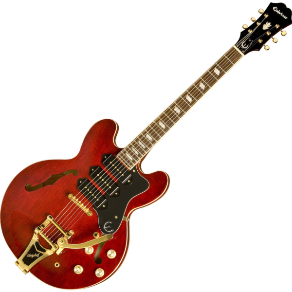 Epiphone Limited Edition Riviera Custom Guitare électrique - Epiphone