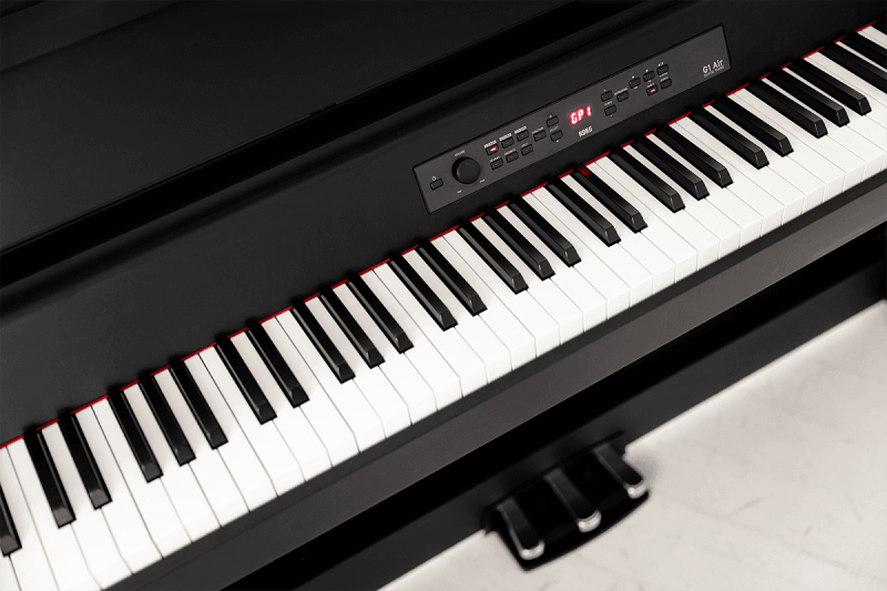 Piano numérique - Korg G1B noir