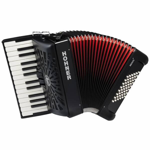 Accordéon - Accordéon pour piano basse Hohner 1304-RED 48